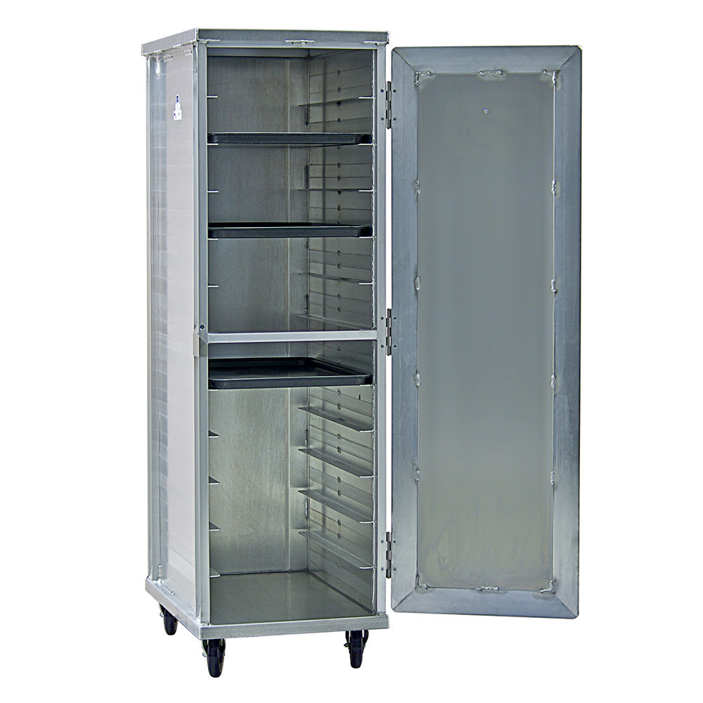 New Age 97243 Full Height Mobile Cabinet w/ (12) Pan Capacity