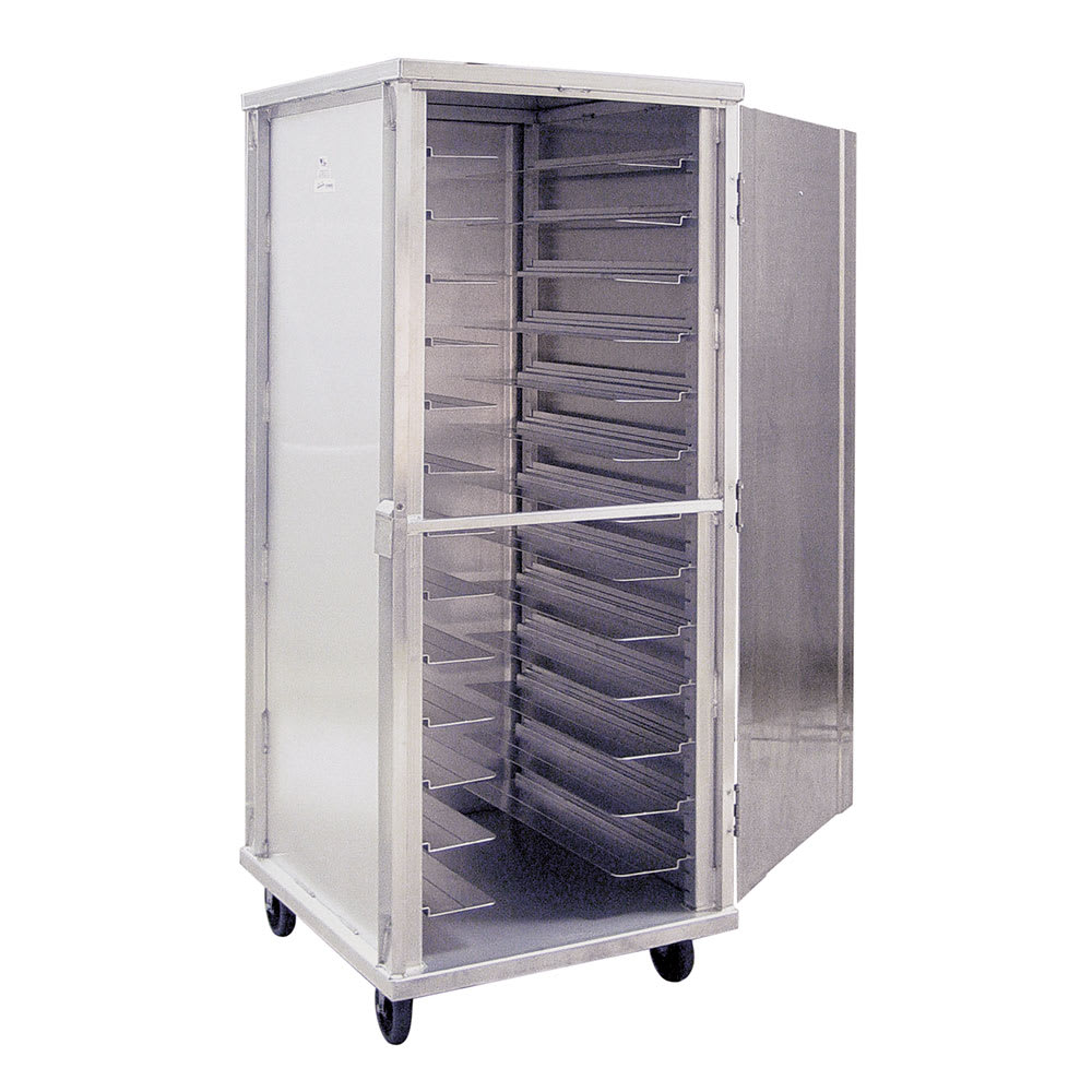 New Age 97747 Full Height Mobile Cabinet w/ (13) Pan Capacity