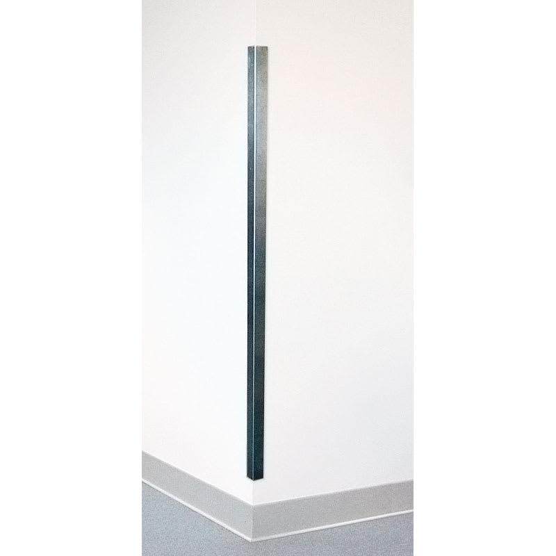 """New Age 97874 48""""L Corner Guard, Aluminum"""