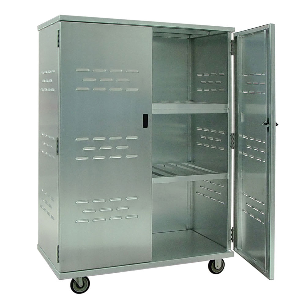 "New Age 98167 49.25"" Mobile Security Cage, 25.5""D"