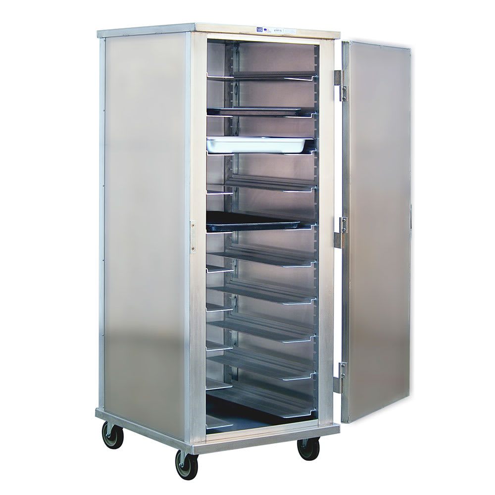 "New Age 99132 28.88""W 13 Sheet Pan Rack w/ 1.5"" Bottom Load Slides"
