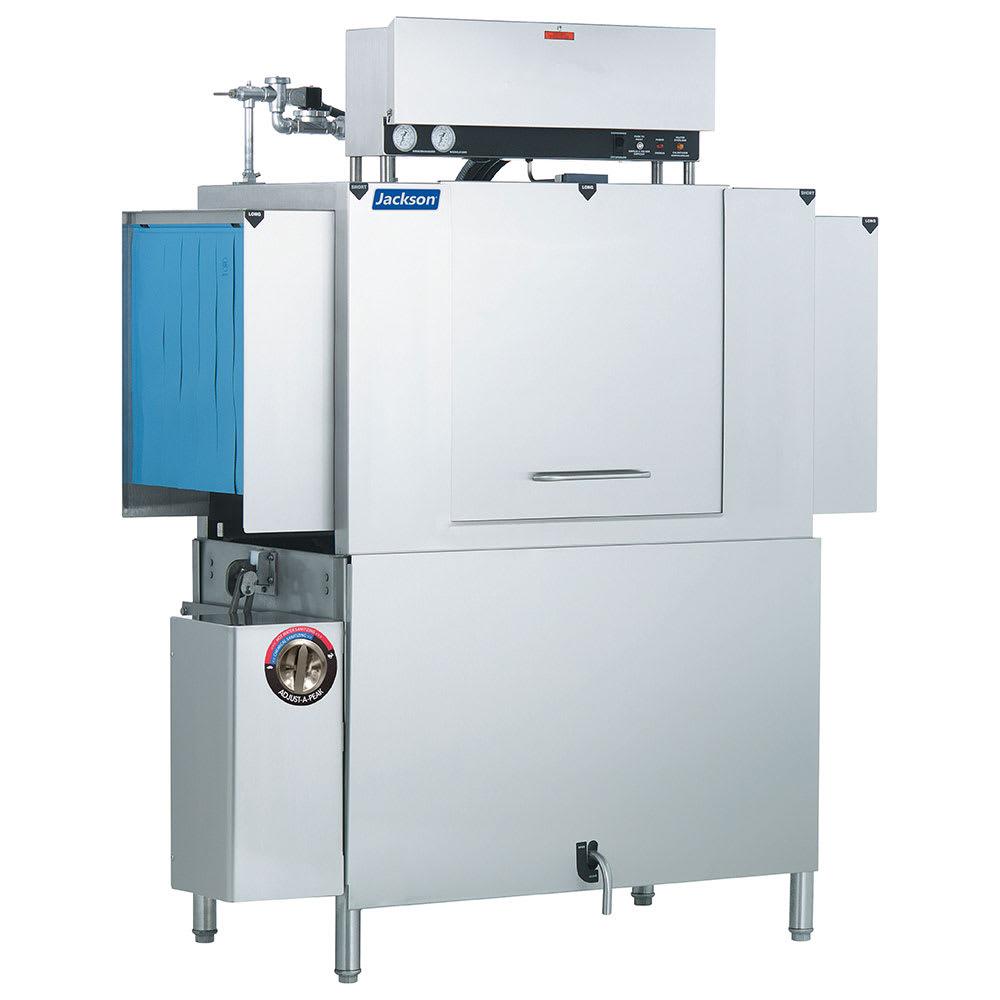 "Jackson AJX-44 44"" Conveyor Dishwasher w/ 225-Racks/Hr Capacity"