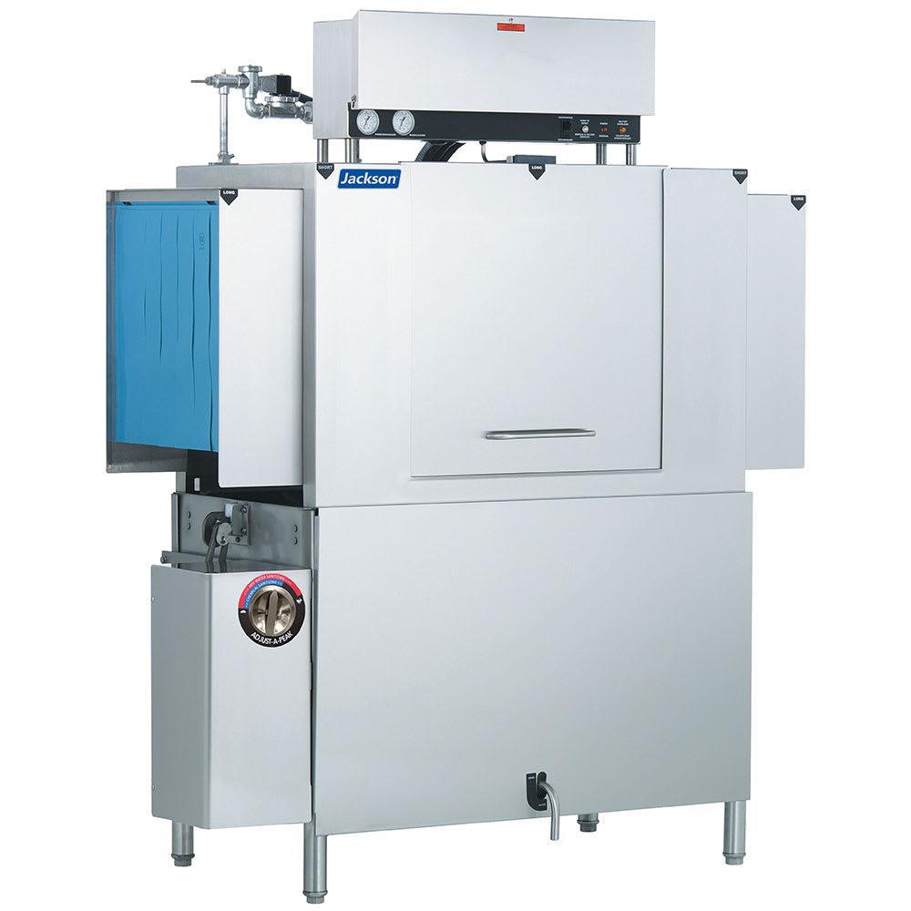 "Jackson AJX-54 54"" Conveyor Dishwasher w/ 225 Racks/Hr Capacity"