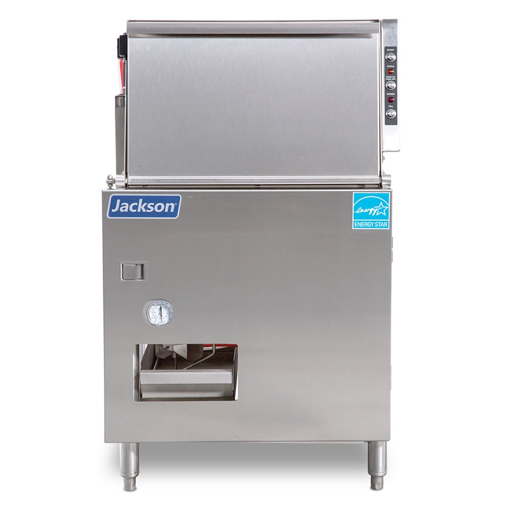 Jackson DELTA 5-E Low Temp Rack Undercounter Dishwasher - (40) Racks/hr, 115v