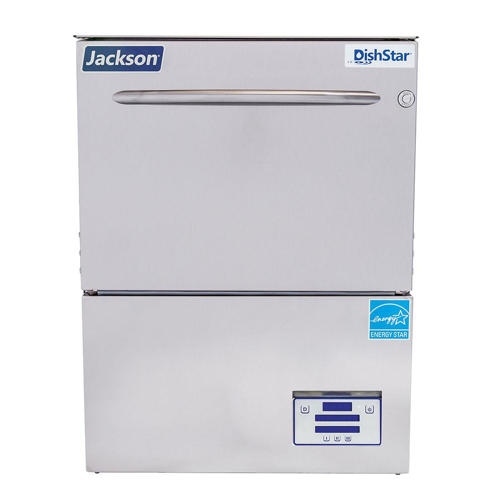 Jackson DISHSTAR HT-E High Temp Rack Undercounter Dishwasher w/ Built-In Booster & (27) Racks/hr, 230v/1ph