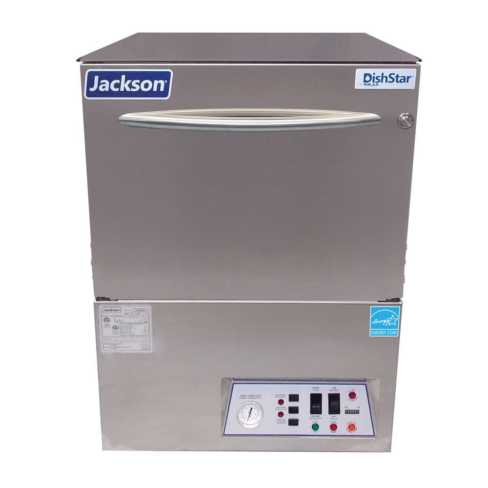 Jackson DISHSTAR LT Low Temp Rack Undercounter Dishwasher - (24) Racks/hr, 115v