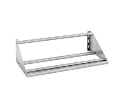 "Jackson DT-6R-23-X 62"" Tubular Wall Mounted Shelving - Holds Dish Racks"