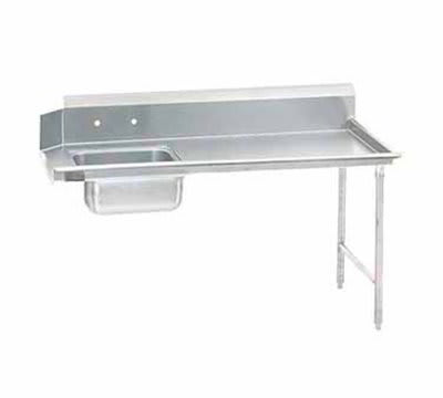 "Jackson DTS-S70-72R 72"" Straight Spoiled Dishtable, Right side Installation"