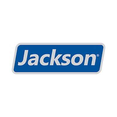 "Jackson M24STND-6 24.5"" x 26.25"" Stationary Equipment Stand for Avenger Models, Open Base"