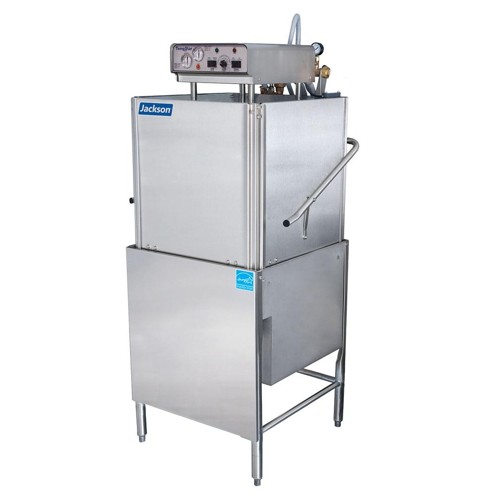 Jackson TEMPSTAR W/O High Temp Door Type Dishwasher w/ No Booster Heater, 208v/3ph