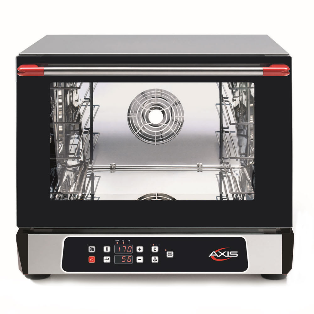 Axis AX-513RHD Half-Size Countertop Convection Oven, 120v