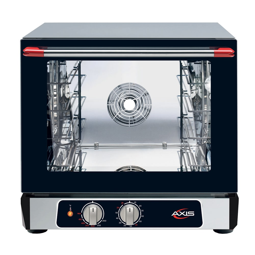 Axis AX-514 Half-Size Countertop Convection Oven, 208 240v/1ph