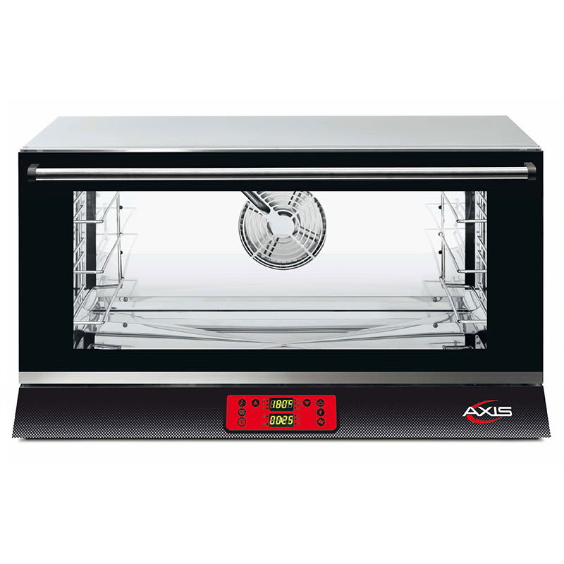 Axis AX-813RHD Full-Size Countertop Convection Oven, 208-240v/1ph