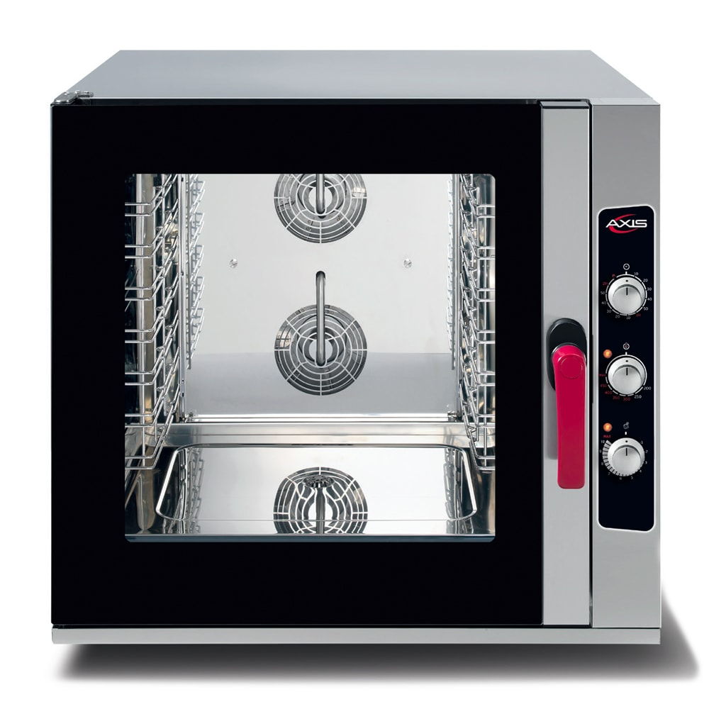Axis AX-CL06M Full-Size Combi Oven, Boilerless, 208 240v/60/1ph