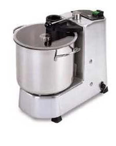 Axis AXFP15 1-Speed Cutter Mixer Food Processor w/ 6-qt Bowl, 120v