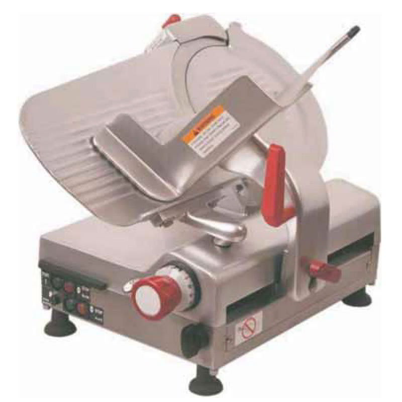 "Axis AXS 12BA 12"" Heavy Duty Automatic Slicer w/ Speed Selector"