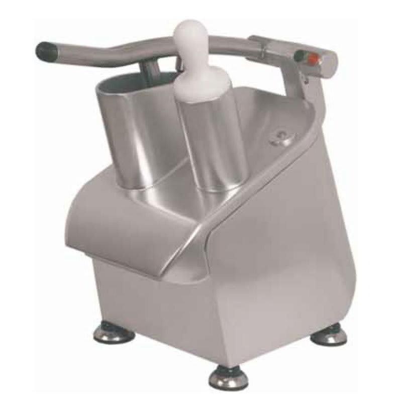 Axis EXPERT Vegetable Cutter/Processor, Cylindrical Feed Hopper, Aluminum Finish, 110v