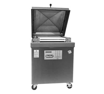 Berkel 550A Vacuum Packaging Machine w/ 100-CMH Busch Pump, 28x28x8-in