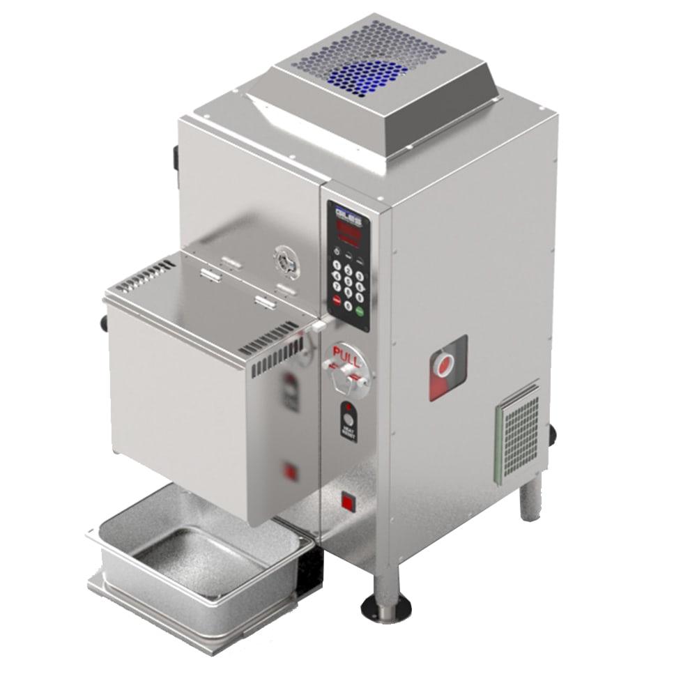 Giles GXF-F Countertop Electric Fryer - (1) 21 lb Vat, 208 240v/1ph