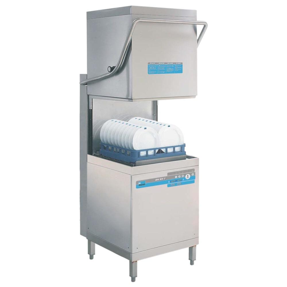 Meiko DV80.2P High Temp Door Type Dishwasher w/ Built-In Booster, 208 230/60/1