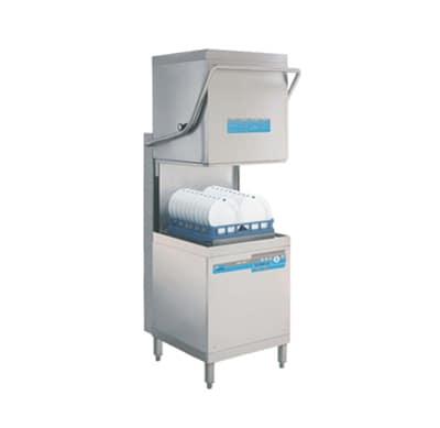 Meiko DV80.2PUMP 4603 High Temp Door-Type Dishwasher - 61 Racks/hr Capacity, 4603