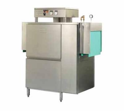 "Meiko K-44E 60"" High Temp Conveyor Dishwasher w/ Electric Tank Heat, 230v/3ph"