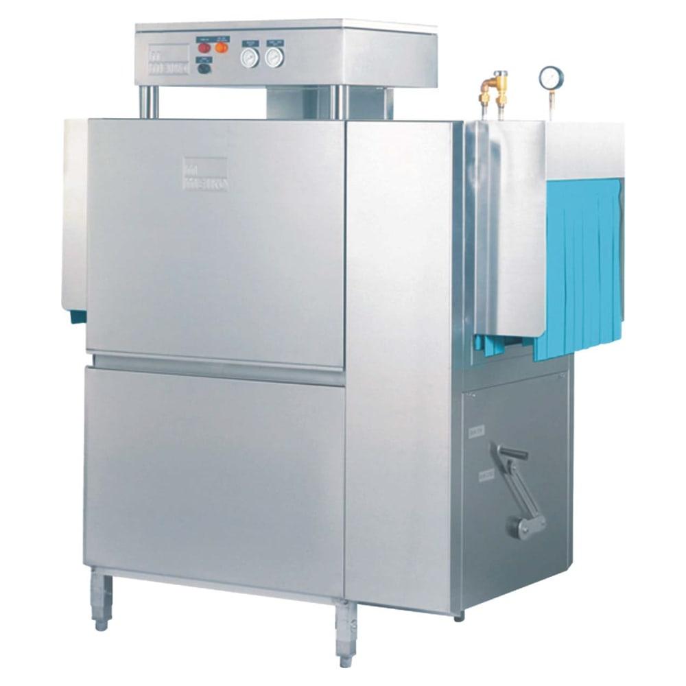 "Meiko K-44ET 60"" High Temp Conveyor Dishwasher w/ Electric Tank Heat, 208v/3ph"