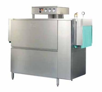 "Meiko K-64E 80"" High Temp Conveyor Dishwasher w/ Electric Tank Heat, 208v/3ph"