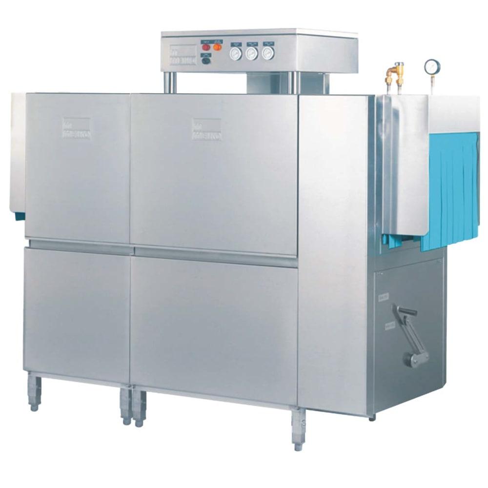 "Meiko K-66ET 82"" High Temp Conveyor Dishwasher w/ Electric Tank Heat, 208v/3ph"