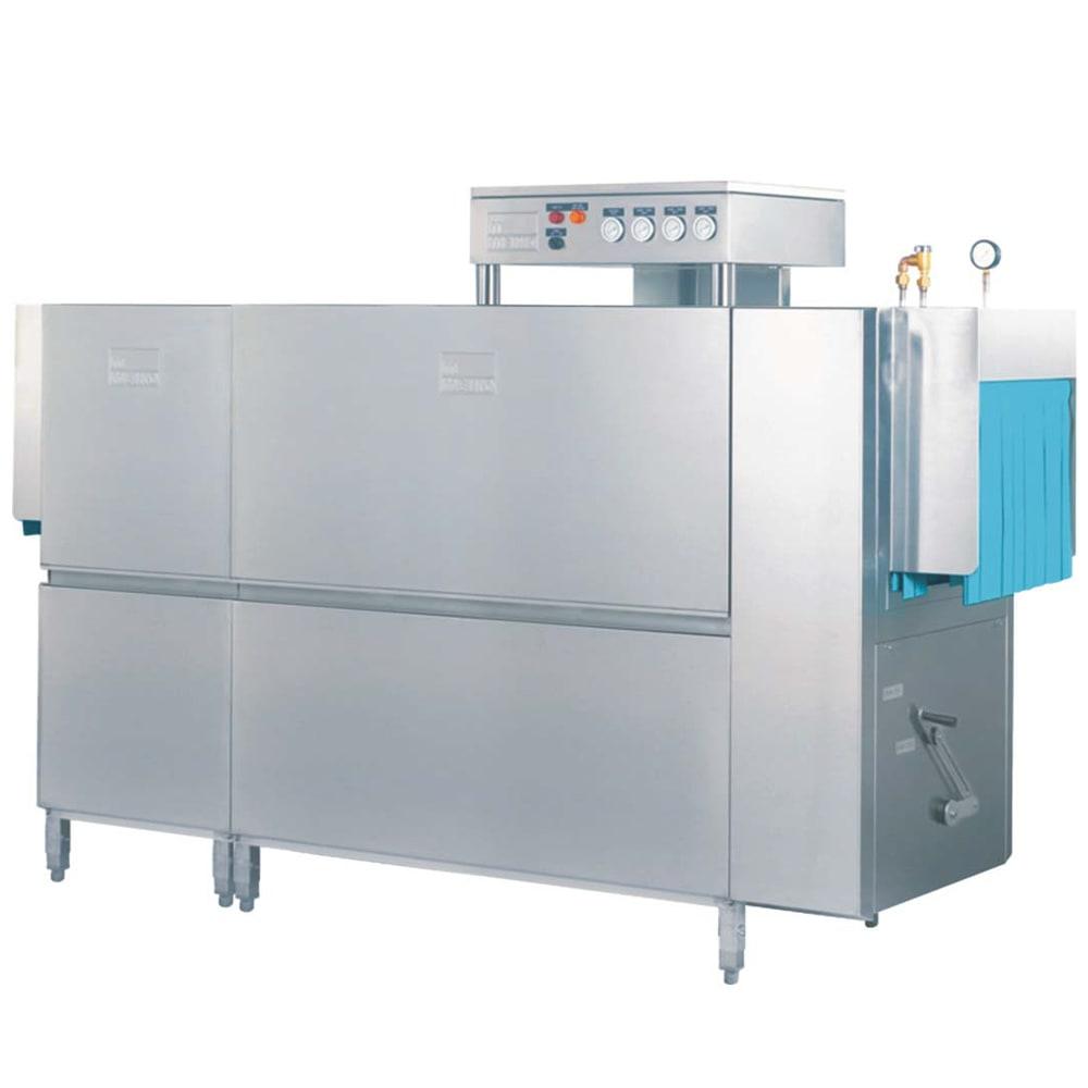 "Meiko K-86E 102"" High Temp Conveyor Dishwasher w/ Electric Tank Heat, 208v/3ph"