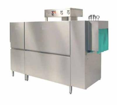 "Meiko K-86ET 102"" High Temp Conveyor Dishwasher w/ Electric Tank Heat, 208v/3ph"
