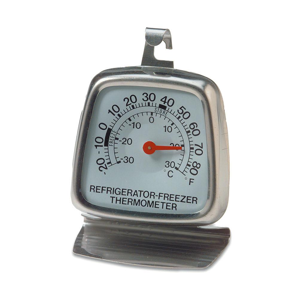 Comark ERF1K Economy Refrigerator Freezer Thermometer w/ Dial