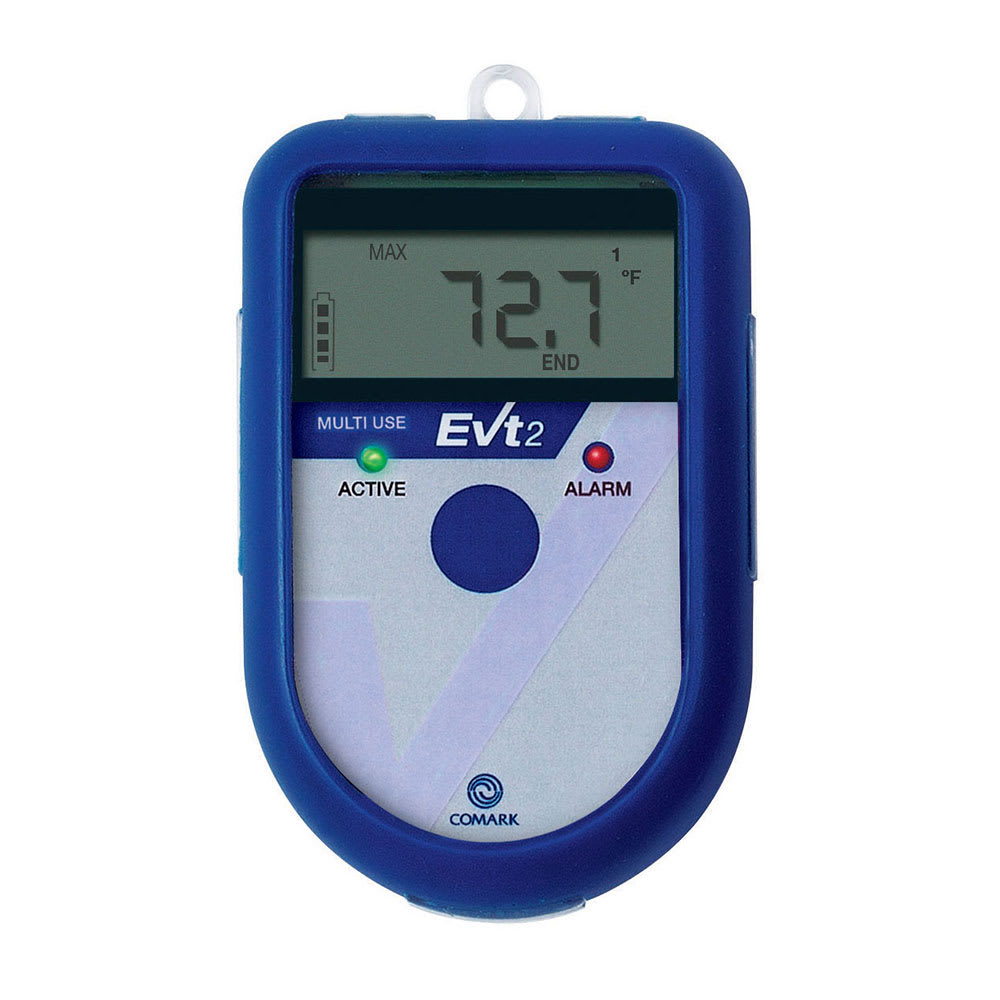 Comark EVT2 Multi-Use Transport Logger w/ Single Button Start & Stop