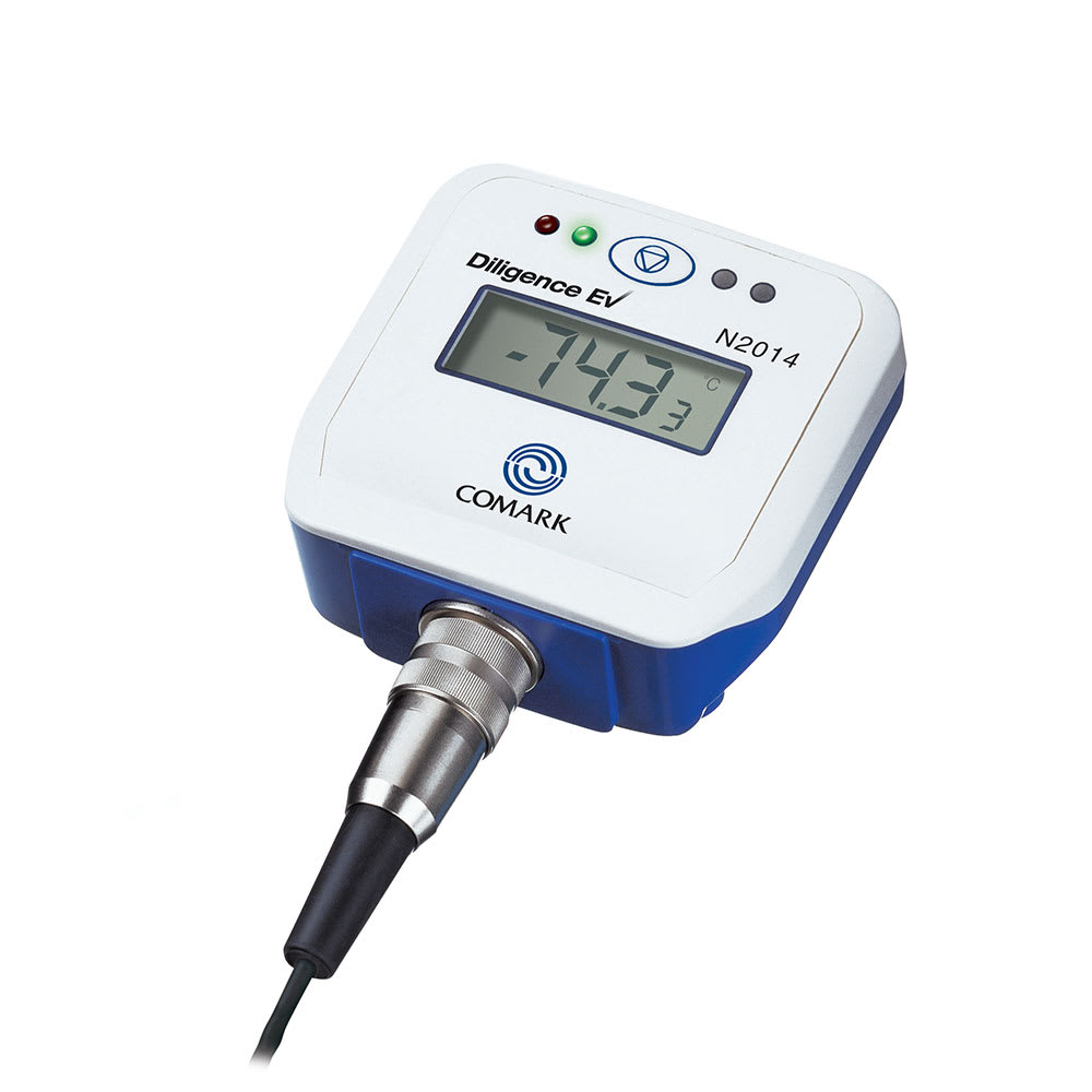 Comark N2014 Thermocouple Data Logger w/ Internal Thermistor Sensor