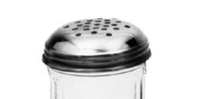 Johnson Rose 6800T Cheese Shaker Top, Stainless Steel