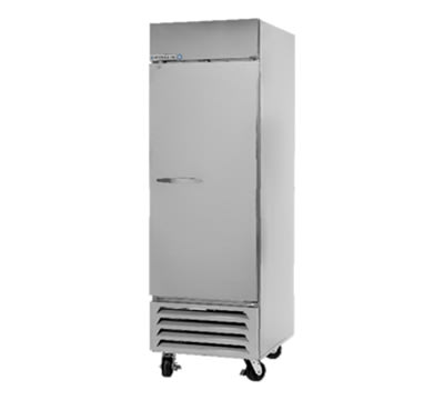 "Beverage Air FB23-1S 27.25"" One Section Reach-In Freezer, (1) Solid Door, 115v"