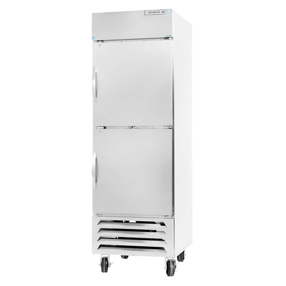 "Beverage Air FB27-1HS 30"" One Section Reach-In Freezer, (2) Solid Doors, 115v"