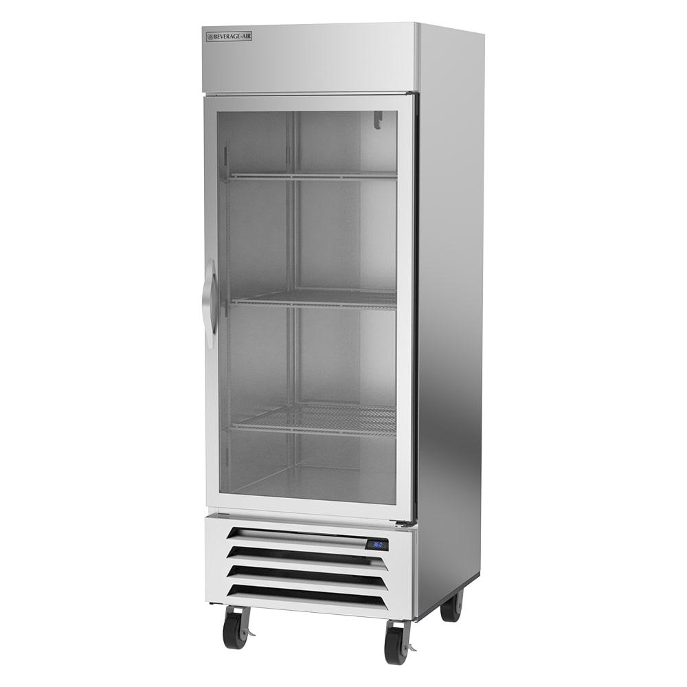 Beverage Air Hbr27hc 1 G 30 Single Section Reach In Refrigerator