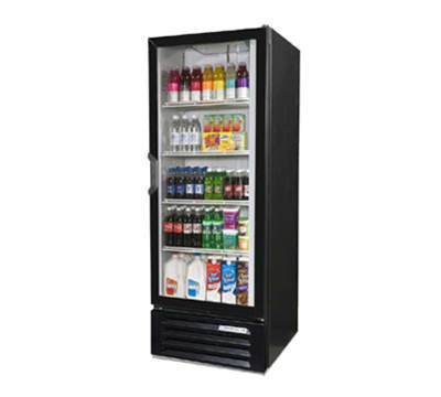 "Beverage Air LV12-1-B-LED 24"" One-Section Refrigerated Display w/ Swing Door, Bottom Mount Compressor, 115v"