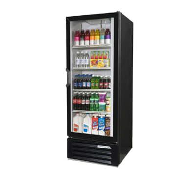 """Beverage Air LV23-1-W 27"""" One-Section Glass Door Merchandiser w/ Swing Door, 115v"""