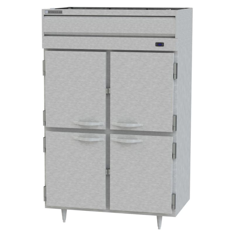 Beverage Air PH2-1HS Full Height Insulated Mobile Heated Cabinet w/ (6) Pan Capacity, 208-240v/1ph