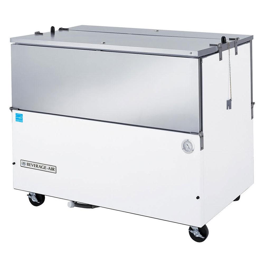 Beverage Air ST49N-W-02 Milk Cooler w/ Dual Access - (768) Half Pint Carton Capacity, 115v
