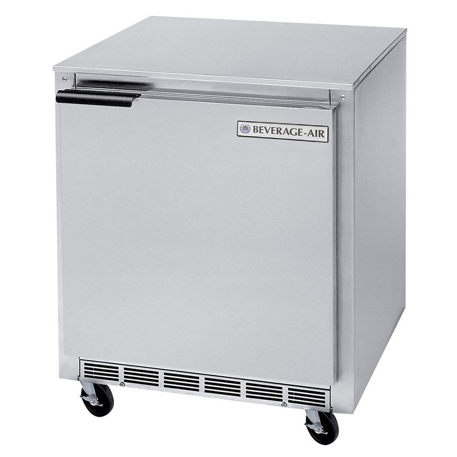 Beverage Air UCF24A 7-cu ft Undercounter Freezer w/ (1) Section & (1) Door, 115v