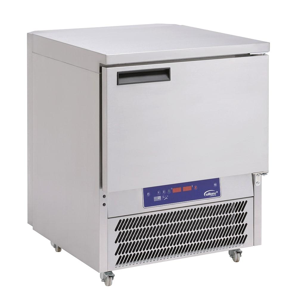 "Beverage Air WBC35 28"" Floor Model Blast Chiller - (5) Pan Capacity, 208-230v/1ph"