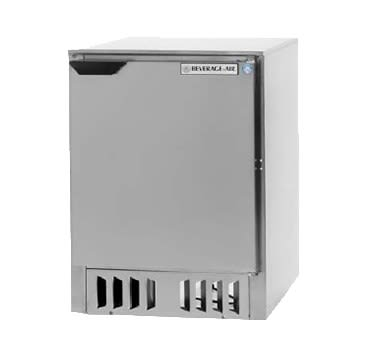 Beverage Air WTF24A-FB 5-cu ft Worktop Freezer, One Section, Rear-Mounted Compressor, (1) Solid Door, 115v