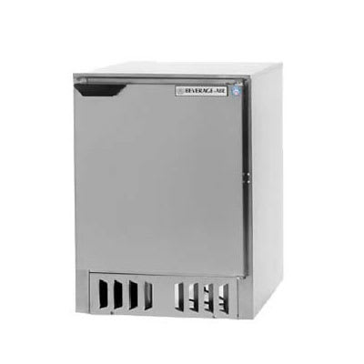 Beverage Air WTF24AHC-FB 5.38 cu ft Work Top Freezer w/ (1) Section & (1) Door, 115v