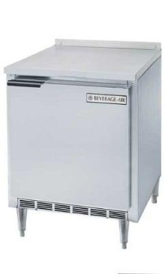 Beverage Air WTF27A-24 7.3-cu ft Worktop Freezer w/ (1) Section & (1) Door, 115v
