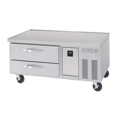 Beverage Air WTFCS52-1 9.7 cu ft Work Top Freezer w/ (1) Section & (2) Drawer, 115v