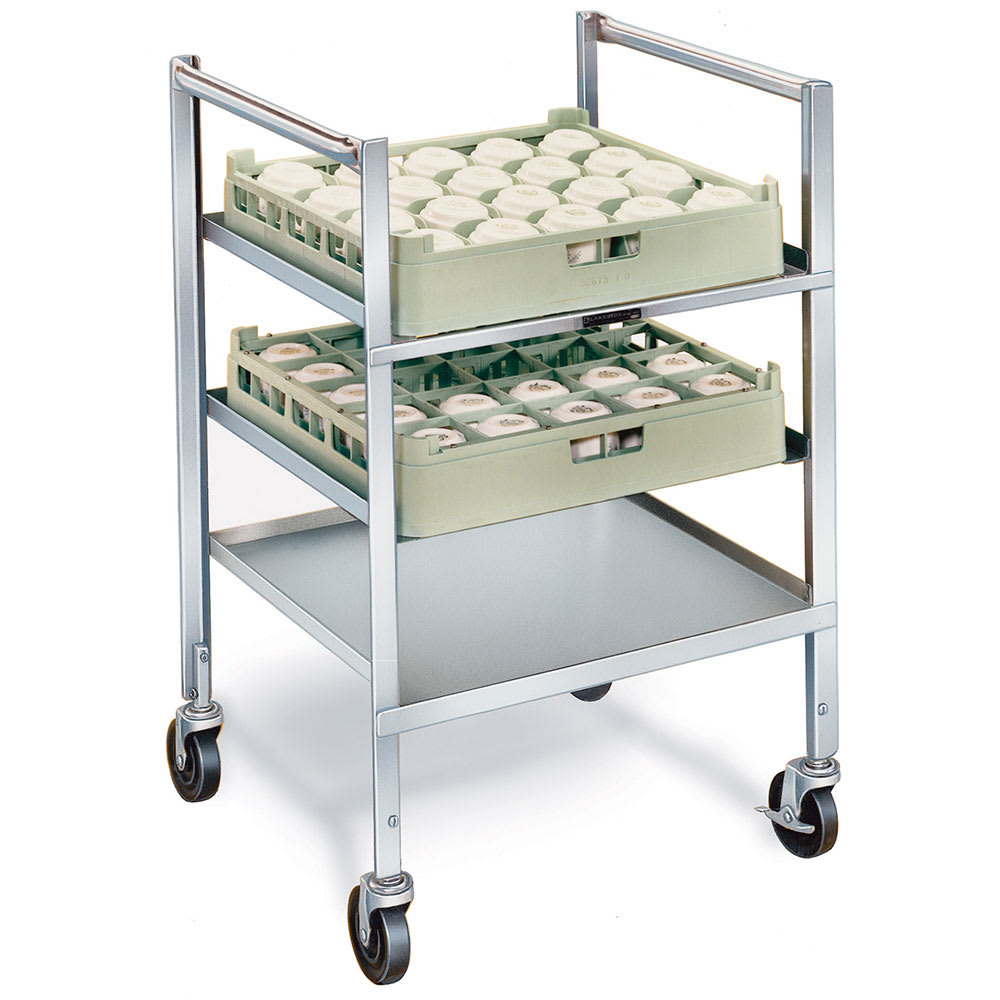 Lakeside 197 Glass Transport Cart w/ 5-Rack Capacity