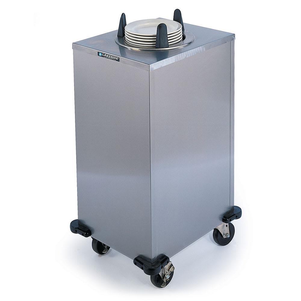 "Lakeside 5109 Mobile Dish Dispenser w/ Enclosed Base, Up To 9-1/8"" Diameter"
